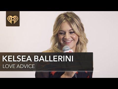 Kelsea Ballerini Doesn't Use Dating Apps | Love Advice