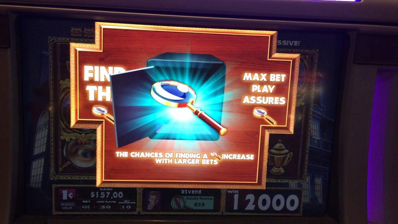 Slot Machines Crossword Clue