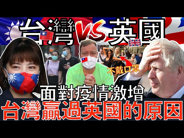 Why TAIWAN Will Handle the Pandemic MUCH Better Than The UK