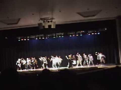 Lower Nazareth Elementary School Teachers Dancing to Thriller