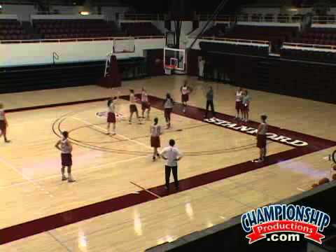 All Access Stanford Women's Basketball Practice with Tara VanDerveer - Clip 3