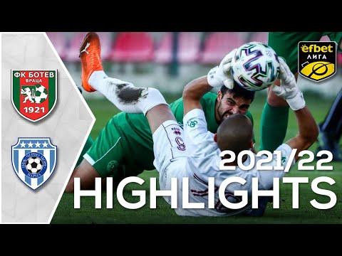 Botev Vratsa Cherno More Goals And Highlights