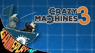 Crazy Machines 3 Gameplay (PC HD) [1080p60FPS]