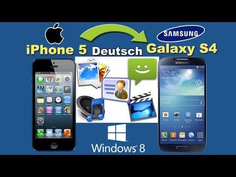 Samsung Daten Ubertragen Iphone