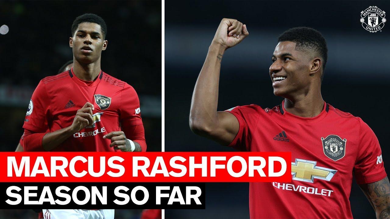 Download Season So Far | Marcus Rashford | Manchester United 2019/20