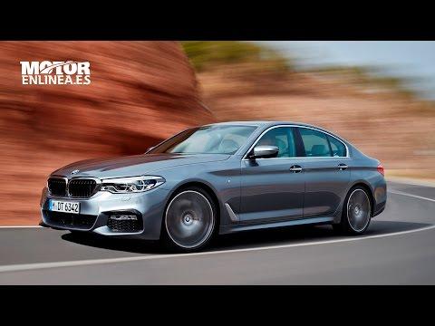 BMW Serie 5 2017 | Imágenes dinámicas