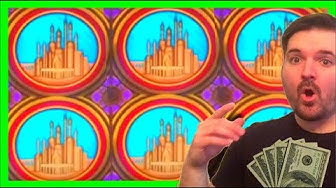 RARE SLOT 👸 BIG WINS on Penny Palace Slot Machine W/ SDGuy1234