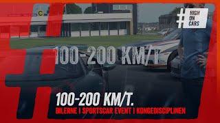100-200 km/t - hvilken er hurtigst? Ford GT, Porsche GT 3 eller Mercedes-AMG GT C Roadster?