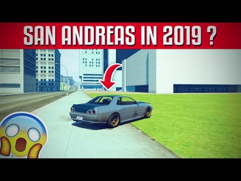 DACA GTA:SAN ANDREAS AR FI FOST LANSAT IN 2019.. 😱😎 thumbnail