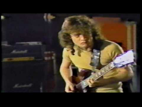 AC/DC Messin' With The Kid HD