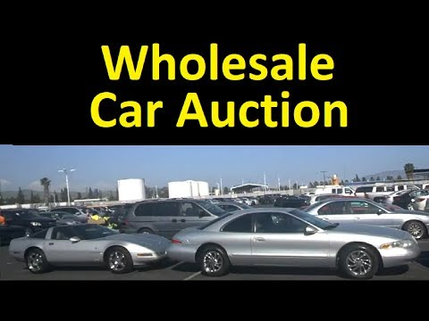 Auto Auction Car LIVE Buy Buying Used Cars at Manhiem Auctions - YouTube