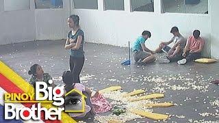 PBB Season 7 Day 97: Kisses, Maymay at Vivoree, nakaramdam ng tampo sa mga boy housemates