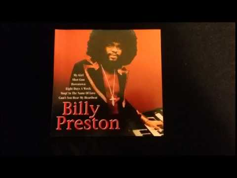 Billy Preston - 15 King of the Road (HQ)