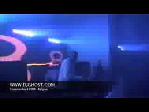 Dj Ghost @ Tomorrowland 2008 -