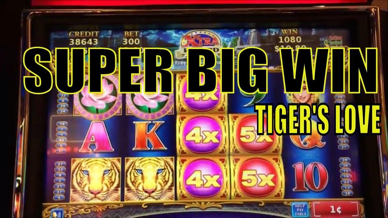 Super Tiger Slots