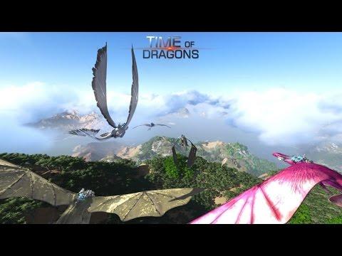 Time of Dragons - первый взгляд