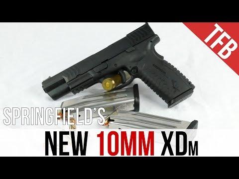 Finally! A 10mm Springfield XD