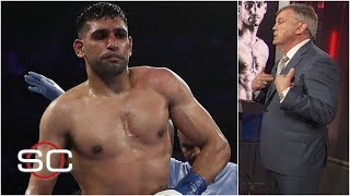 Teddy Atlas questions Amir Khan's heart in bout vs. Terence Crawford | SportsCenter