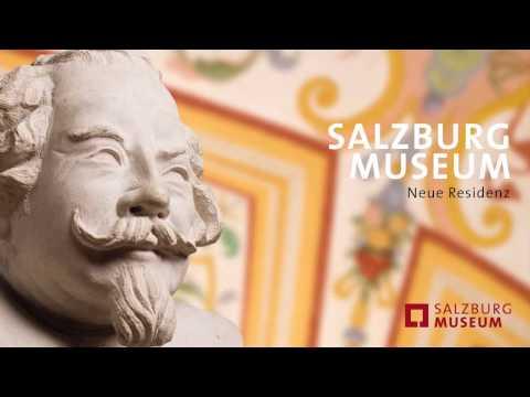 Salzburg Museum. Neue Residenz