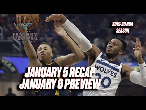 Markelle Fultz Serves Notice || NBA Fantasy Basketball Recap from YouTube · Duration:  52 minutes 8 seconds