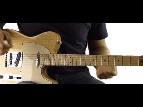 Improvise Solos Using G Pentatonic - Full Guitar Lesson