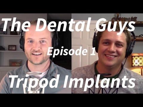"The Dental Guys Episode 1 ""Tripod Implants"""