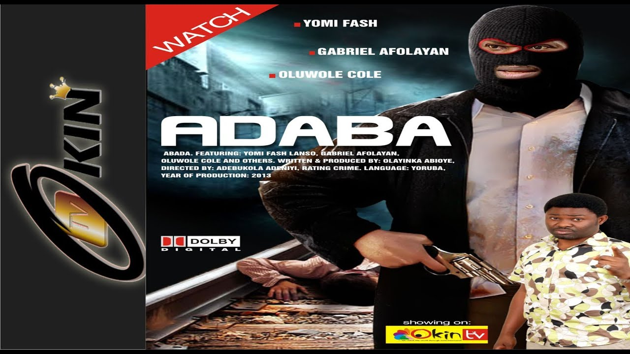 Download ADABA - Latest Nollywood Movie 2013