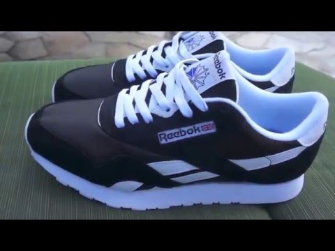 8079a0bb70d46 Reebok Classic Nylon (Unboxing Review On Feet) - YouTube