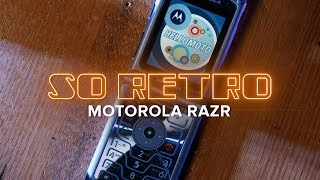 I designed the Motorola Razr | So Retro