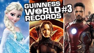 15 RECORD INCREDIBILI su FILM e SERIE TV - GUINNESS WORLD RECORDS #3