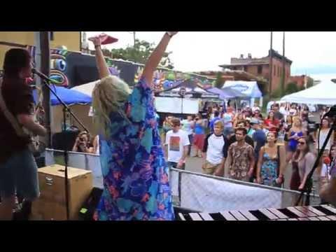 Higher Ground Music Festival Denver Colorado. 2014-2015