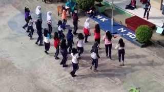 Flashmob SMKN 10 Jakarta ( X-AP1 )