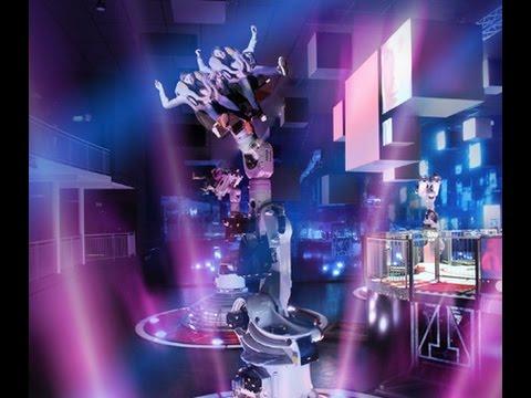 danse avec les robots by dj martin solveig futuroscope. Black Bedroom Furniture Sets. Home Design Ideas