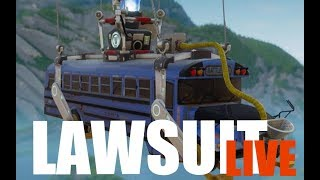 LIVE: Fortnite Battle Royale Cheater Lawsuit UPDATE. Epic Games Keeps Pursuing 14 Year Old Cheater