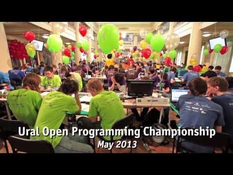 ACM-ICPC 2014 World Finals - Ekaterinburg, Russia