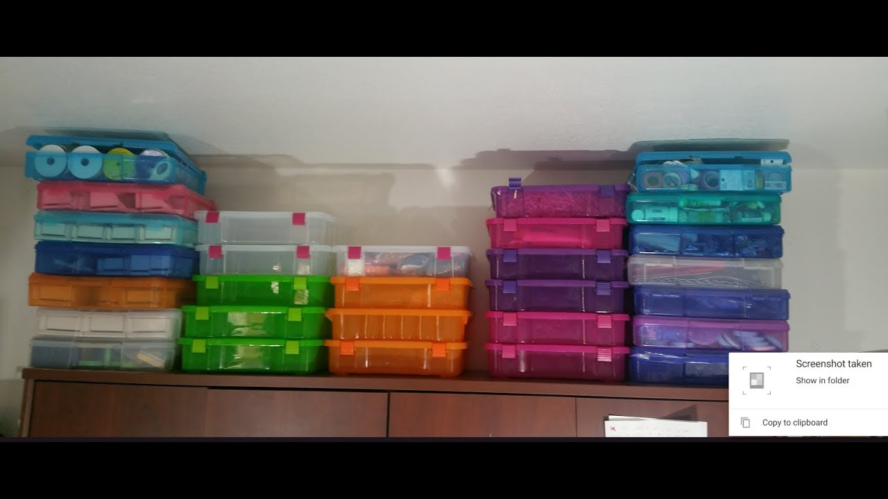 Reorganizing With Costco Project Boxes By Creative Options Iris