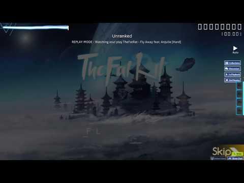 osu! Showcase - TheFatRat - Fly Away feat. Anjulie Ver.2