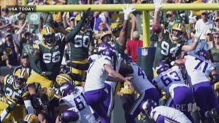 What was Vikings kicker Daniel Carlson thinking?