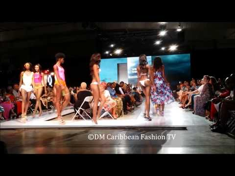 Caribbean Fashion Week 2014,15th June: Fashion show 21   Denyque Jamaica