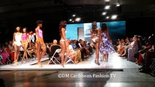 Caribbean Fashion Week 2014,15th June: Fashion show 21   Denyque Jamaica Thumbnail