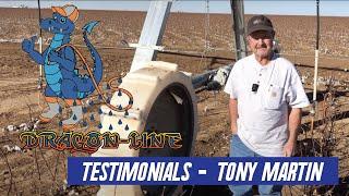 Dragon-Line® Testimony's- Tony Martin