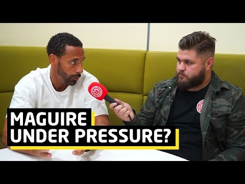 Maguire Under Pressure? | Rio Ferdinand | Warm Down