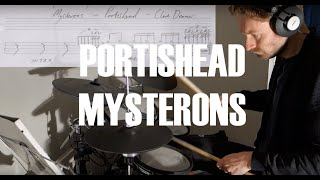 Portishead - Mysterons - Drum Cover