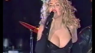 Kim Wilde  I Can`t Get Enough  Fete De La Musique Paris 1990