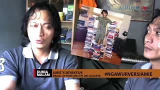 tergelitik dengan solusi banjir tak jelas dari agus yudhoyono pria ini membuat parodinya