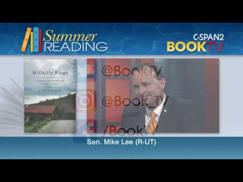 Summer Reading with Sen. Mike Lee (R-UT)