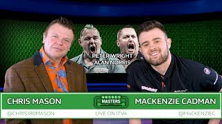 Peter Wright vs Alan Norris | Unibet Masters Preview & Predictions