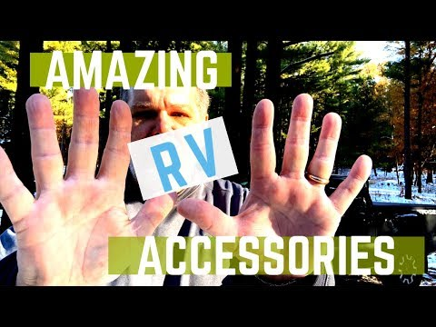 10 Amazing RV Accessories || RV YouTuber's Share Their MUST HAVE Gadgets