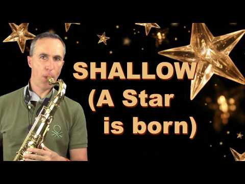 Shallow  Lady Gaga & Bradley Cooper  Tenor Saxophone cover  MexSax