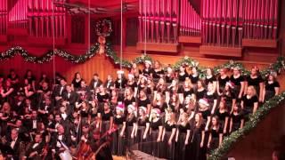 Christmas Fantasia Vlog Thumbnail